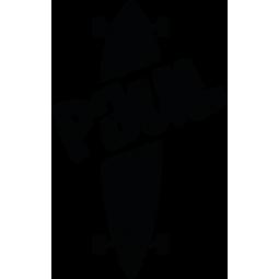 Sticker Skate avec prénom