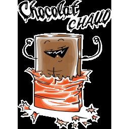 Sticker Chocolat chaud