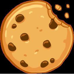 Sticker Cookie croqué