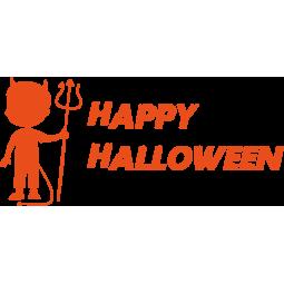 Sticker Happy Halloween...