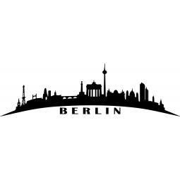 Sticker Ville de Berlin