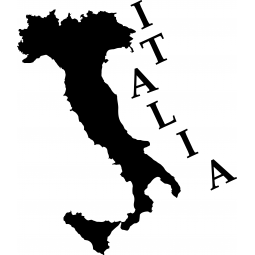 Sticker Carte Italia