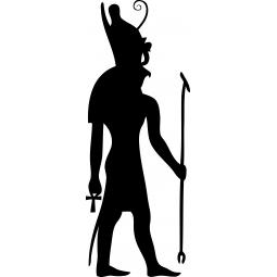 Sticker Horus