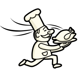 Sticker Cuisto et poulet