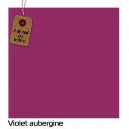 Adhésif Violet Aubergine au...