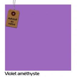 Adhésif Violet Améthyste au...