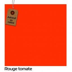 Adhésif Rouge Tomate au...