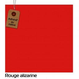 Adhésif Rouge Alizarine au...