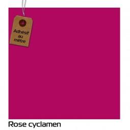 Adhésif Rose Cyclamen au...