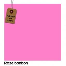 Adhésif Rose Bonbon au...