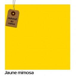 Adhésif Jaune Mimosa au...