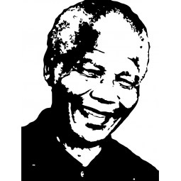 Sticker Nelson Mandela