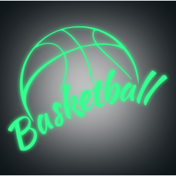 "Sticker PHOSPHO ""Basketball"""