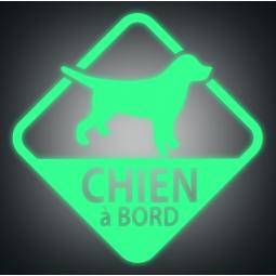 Sticker phospho Chien à...