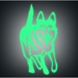 Sticker phosphorescent...