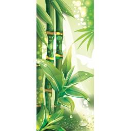 Sticker Forêt de bambous...