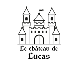 Sticker Le Château de......
