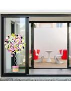 Stickers pour fenêtre, vitre, vitrage, baie vitrée - Mon Sticker Déco