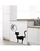 Stickers frigo, électroménager, lave-vaisselle, lave-linge - Mon Sticker Déco