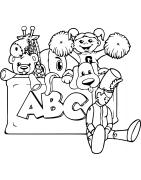 Stickers Enfant - Les Arts Déco