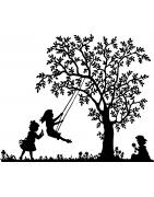 Stickers Nature : fleurs, arbres - Mon Sticker Déco