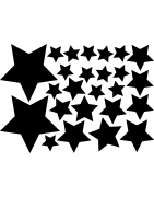 Stickers formes et motifs - Mon Sticker Déco