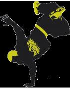 Stickers danse et danseurs - Mon Sticker Déco