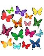 Stickers papillons - déco nature et animaux - Mon Sticker déco