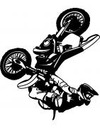Stickers Moto Cross - déco sport moto - Mon Stikcer Déco