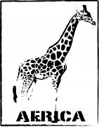Stickers Afrique - déco africaine - voyage - Mon Sticker Déco